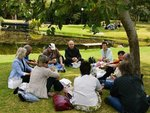 6. Outdoor group discussion @ 4APCEI by University of Wollongong