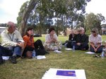 7. Outdoor discussion @ 4APCEI