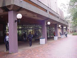 Library Entrance (Eastern Side) 2002 by University of Wollongong