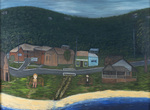 Odd Bods at Thirroul by Frank Nowlan