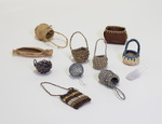 Miniature Baskets by Phyllis Stewart