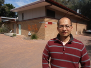 Visit Associate Professor Kwan-Wu Chin
