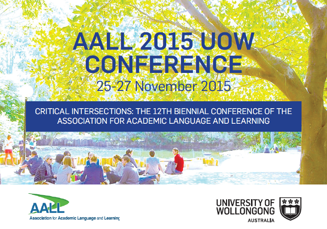 AALL 2015 UOW Conference