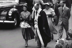 A Pictorial Record of the Royal Visit to the City of Greater Wollongong 1954 by Wollongong Theatres Pty. Ltd.