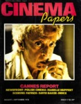 Cinema Papers #17 August-September 1978 by Scott Murray, Peter Beilby, and Phillippe Mora