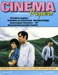 Cinema Papers #27 June-July 1980 by Scott Murray and Peter Beilby