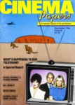 Cinema Papers #60 November 1986 by Nick Roddick