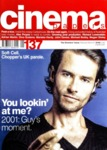 Cinema Papers #137 February - March 2001 by Michaela Boland