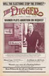 The Digger No.7 November - December 1972 by Bruce Hanford and Phillip Frazer