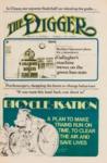 The Digger No.38 November 1974 by Phillip Frazer and Helen Garner