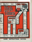 High Times 1(4) November 1971 by Phillip Frazer and Macy McFarland