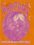 High Times 1(5) December 1971 by Phillip Frazer and Macy McFarland