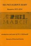 The Paulsgrove Diary: Illawarra 1833-34