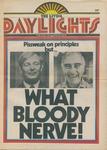 The Living Daylights 2(14) 9 April 1974 by Richard Neville