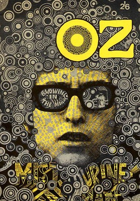 OZ no.7, cover