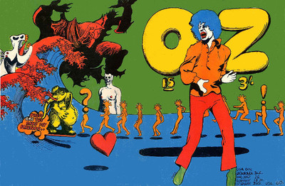 OZ no.15, cover