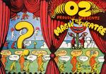 Oz no.16, cover