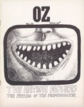 OZ 25 by Richard Neville, Richard Walsh, and Martin Sharp
