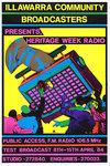 Illawarra Community Broadcasters by Gregor Cullen