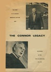 The Connor Legacy - The First R.F.X Connor Memorial Lecture