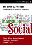 The SInet 2010 eBook by Heather Yeatman