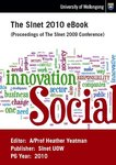 SInet 2010 eBook by University of Wollongong