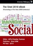 SInet 2010 eBook by University of Wollongong