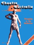 Theatre Australia: Australia's National Theatre Magazine 1(3) October-November 1976 by Robert Page, Bruce Knappett, and Lucy Wagner