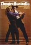 Theatre Australia: Australia's magazine of the performing arts 2(6) November 1977
