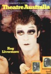 Theatre Australia: Australia's magazine of the performing arts 3(9) April 1979 by Robert Page and Lucy Wagner
