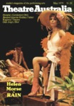 Theatre Australia: Australia's magazine of the performing arts 3(10) May 1979 by Robert Page and Lucy Wagner