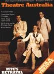 Theatre Australia: Australia's magazine of the performing arts 4(4) November 1979