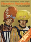 Theatre Australia: Australia's magazine of the performing arts 4(5) December 1979