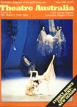 Theatre Australia: Australia's magazine of the Performing Arts 4(11) June 1980 by Robert Page and Lucy Wagner