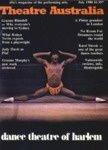 Theatre Australia: Australia's magazine of the performing arts 4(12) July 1980 by Robert Page and Lucy Wagner