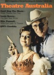 Theatre Australia: Australia's magazine of the performing arts 5(3) October 1980 by Robert Page and Lucy Wagner