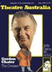 Theatre Australia: Australia's magazine of the performing arts 5(10) June 1981