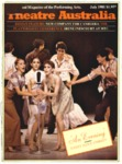Theatre Australia: Australia's magazine of the performing arts 5(11) July 1981 by Robert Page and Lucy Wagner