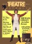 Theatre Australia: Australia's Monthly Magazine of the Performing Arts February 1982 by Robert Page and Lucy Wagner