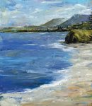 Little Austi Beach by David Manks