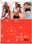 Sports Bra Fitness by Deirdre McGhee