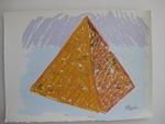 Cage prism by Bert Flugelman