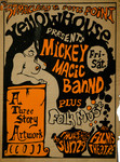 Yellow House presents Mickey Magic Band plus Folk Music by Yellow House
