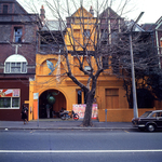 Yellow House - external street view by Greg Weight