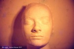 Life Mask - Yellow House 1971 by Sam Bienstock